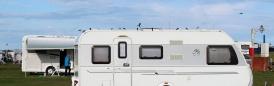 Ryggekamera Campingvogn