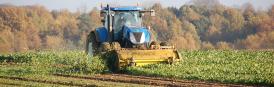 Ryggekamera Traktor og Landbruk